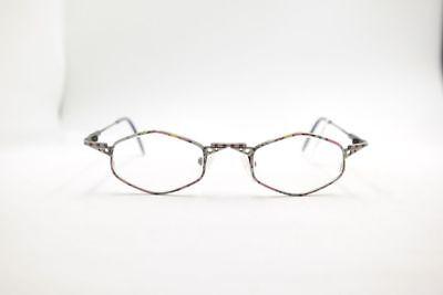 Coraggioso Vintage Vintage Occhiali Per Bambini 3126 38 [] 17 120 Grigio Colorato Rettangolare Occhiali Nos-mostra Il Titolo Originale Sapore Aromatico