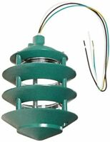 Rab Lighting Ll22vg Incandescent 4 Tier Lawn Light, A-19 Type, 100w Power, 1650 on sale