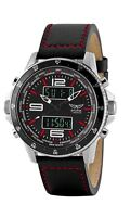 Aviator AVW1931G253 Mens Gents Analogue LCD Wrist Watch