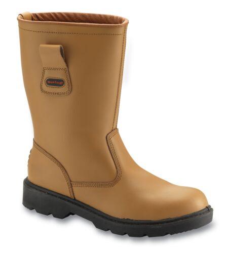 Progressive Safety WorkTough Rigger Boots