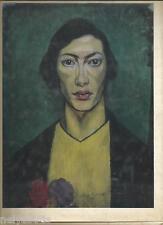 Etkind M. about Natan Altman Russian Avant-garde Painting Drawing Sculpture 1971