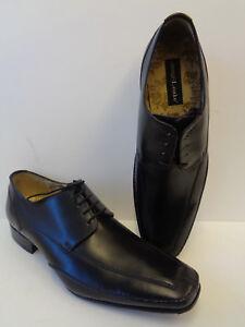 shop Soiled Einen Effekt In Richtung Klare Sicht Erzeugen Mens Black Leather Lace Up Loake Shoes Uk 8 Hurst