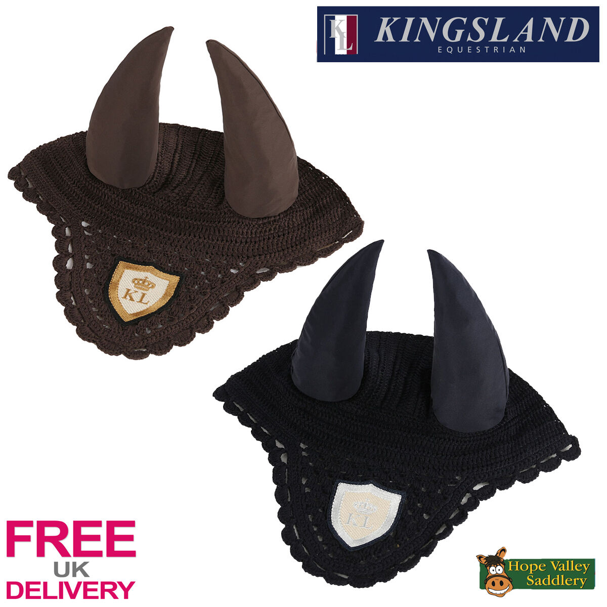 Kingsland Ever  Fly Hat Fly Veil (153-HG-292) BNWT  the best selection of