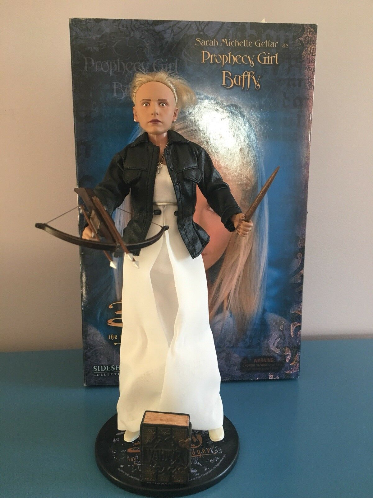 Sideshow Exclusive Prophecy Girl Buffy the Vampire Slayer