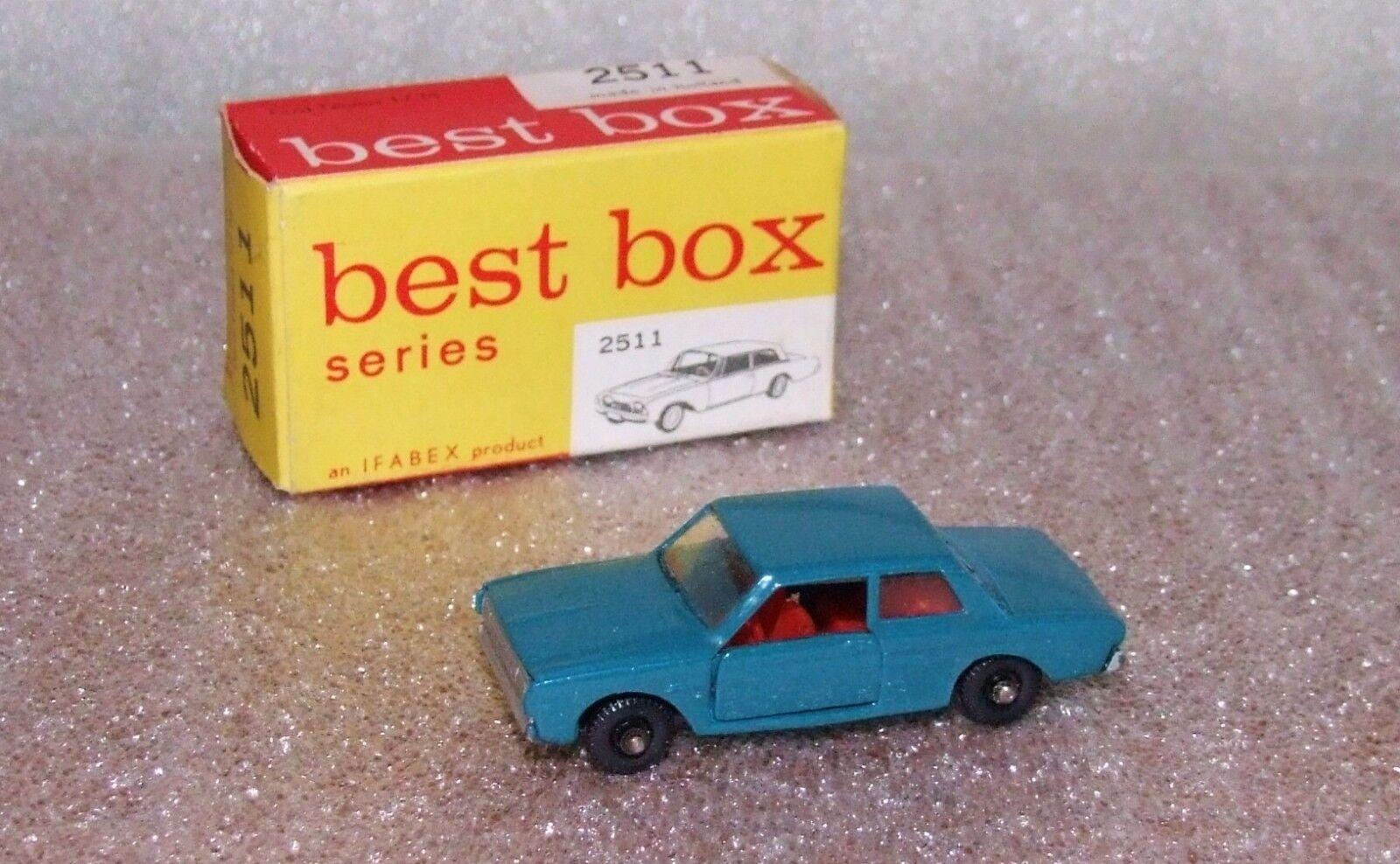 Beste box ford taunus - farbe blau.