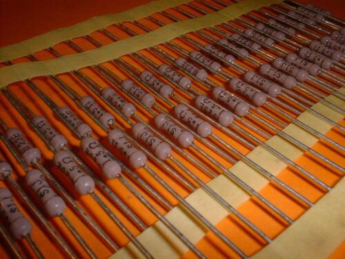 25x 1,5 ohm//1 vatios//350v CMOS resistencia mox 1r5