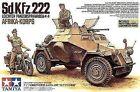 Tamiya 1 35 Sd.kfz.222 Car N Africa Tam35286