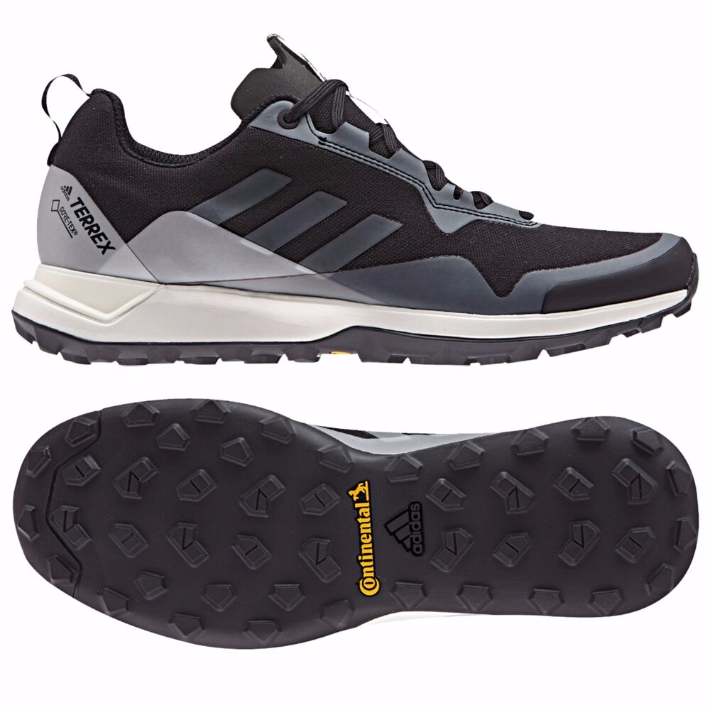 ADIDAS TERREX CMTK GTX HIKING TRAIL chaussures Femme Taille US 8.5 noir blanc BY2771