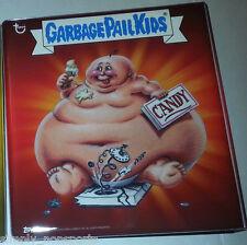 topps GPK GARBAGE PAIL KIDS OFFICIAL BINDER/ALBUM  ROBBIE