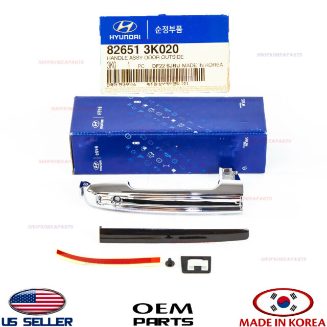 Hyundai Oem 07 08 Sonata Outside Door Handle 826513k020 For Sale Online Ebay