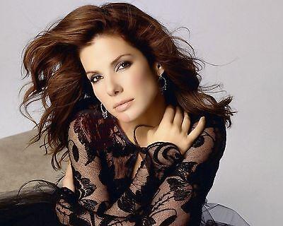 Sandra Bullock Celebrity Actress 8X10 GLOSSY PHOTO PICTURE IMAGE sb18