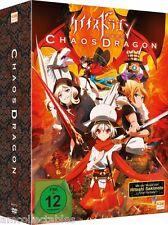 DVD SAMMELSCHUBER - CHAOS DRAGON - EPISODE 1-4 - NEU/OVP