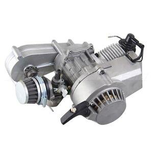 49cc Pull Start 2 Stroke Engine With Transmission For Pocket Mini