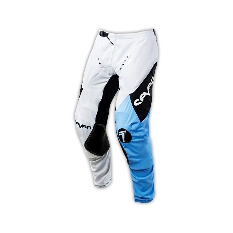 Seven MX  Zero Omni Pants White bluee 36 NEW  all products get up to 34% off