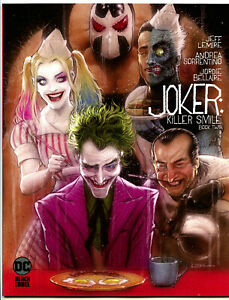 Joker Killer Smile #2 A Cover DC Black Label NM Comics Book