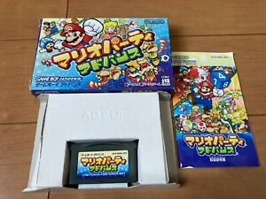 Gameboy-Advance-Mario-Party-Advance-with-Box-and-Manual-Nintendo-gba
