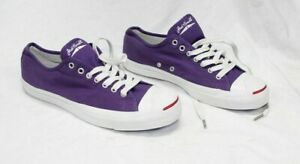 CONVERSE-JACK-PURCELL-VIOLA-SCARPE-usate-EUR-44-UK-9-COD-DPS4-ALL-STAR