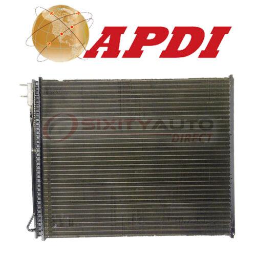 APDI A//C Condenser for 1999-2007 Ford F-250 Super Duty 5.4L 6.0L 6.8L 7.3L mb