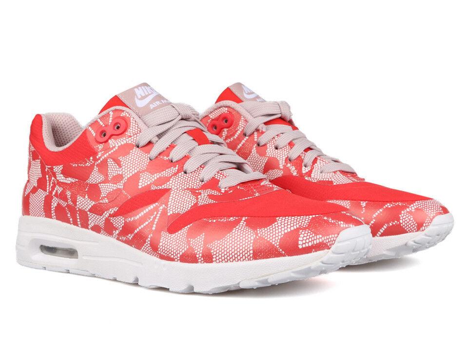 Nike Air Max 1 Femme Ultra SP Light Crimson Champagne Blanc 789564 661 New
