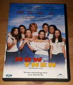 Now-and-Then-DVD-1995-Movie-Christina-Ricci-Demi-Moore-Thora-Birch