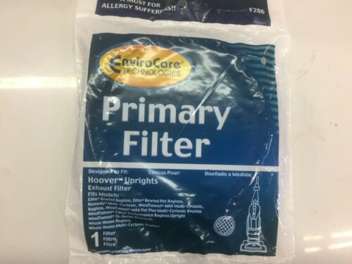 Filter fit Hoover UH70600 UH70603 Windtunnel Max Upright Primary 304087001