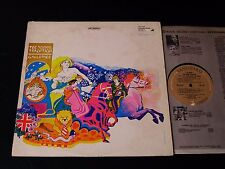 The Young Tradition - Galleries - 1968 U.K. Folk LP - RARE U.S. Pressing!