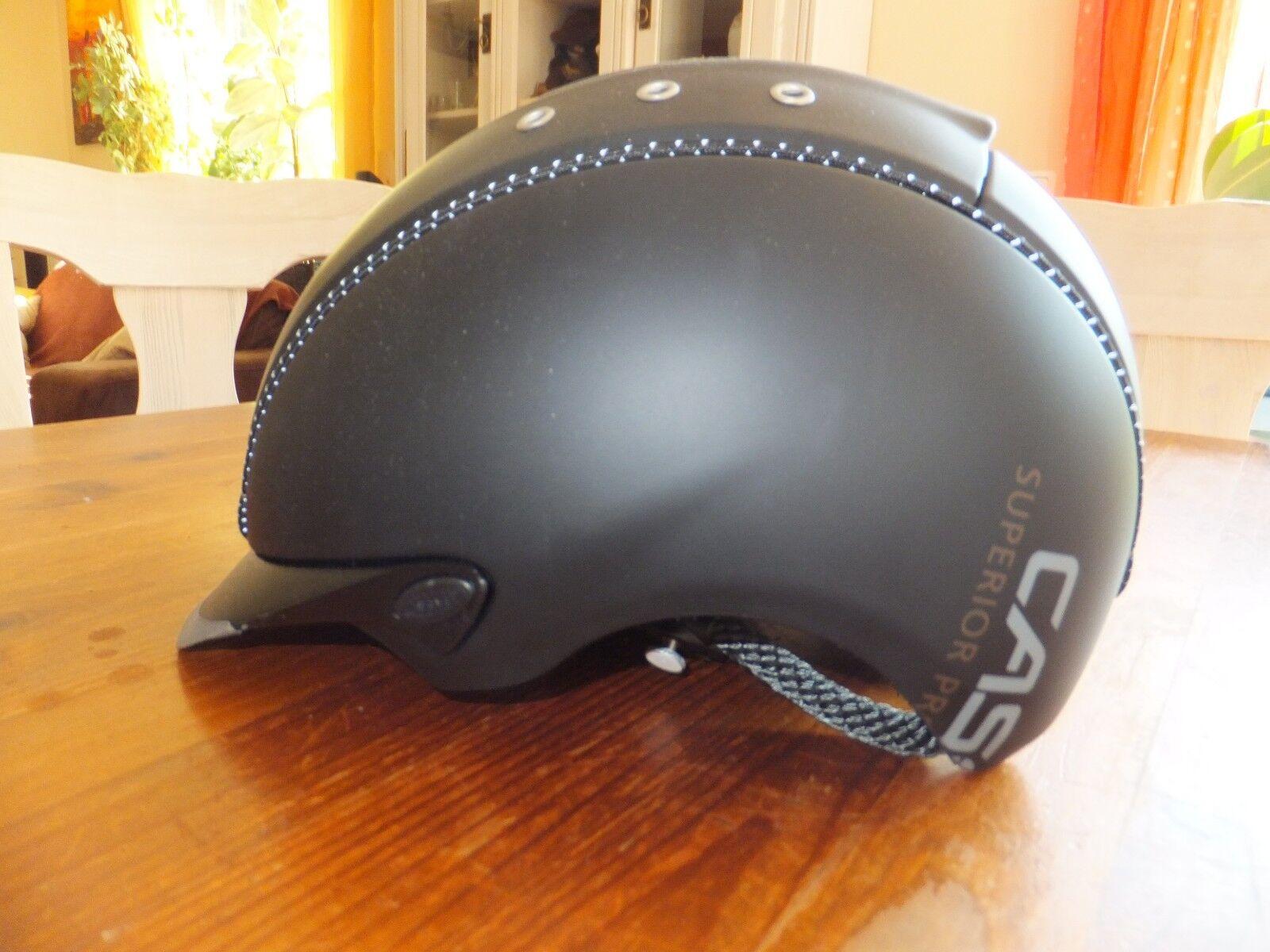 nuevas  casco reithelm Mistrall negro