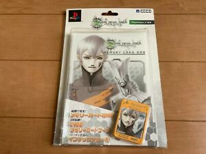 Playstation-2-PS2-Digital-Devil-Saga-Limited-Memory-Card-amp-Seals-amp-Case-HORI