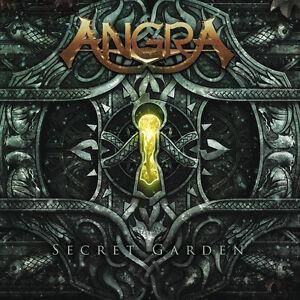 ANGRA-Secret-Garden-2015-11-track-CD-album-digipak-NEW-SEALED