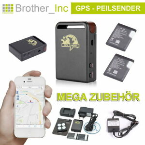 mini gps tracker f r auto lkw quad motorrad haustier. Black Bedroom Furniture Sets. Home Design Ideas