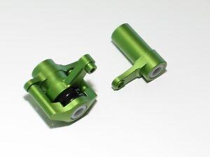 Yy-Madmax Aluminium Sauve-Servo Direction Assemblage Pour Axial Yeti XL Vert