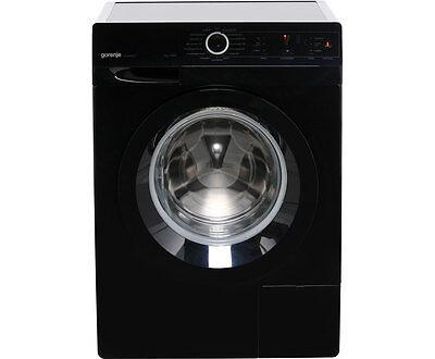 Gorenje W7243PB Waschmaschine Freistehend Schwarz Neu