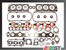 99-05 Mitsubishi 6G72 SOHC 24V Cylinder Head Gasket Set V6 Engine Motor Parts