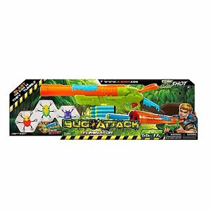 Zuru X-shot Bug Attaque Eliminator Dart Blaster Garçons Soft Play Mousse Jouet Pistolet 8yr +-afficher Le Titre D'origine Tccdxunl-10115502-811767838