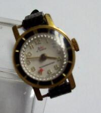 Vintage JAI Art Deco 17 Jewels Enamel Watch