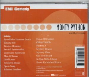 MONTY-PYTHON-Another-Record-CD-Brand-New-Still-Sealed
