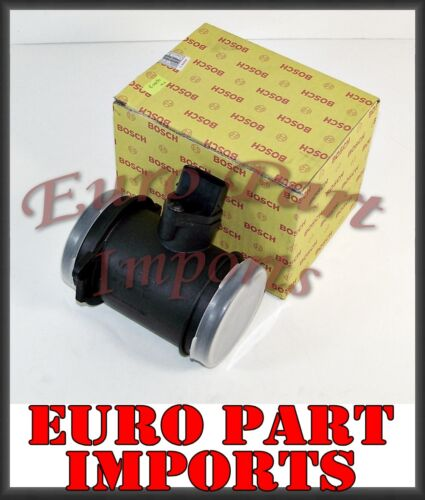 Mercedes-Benz R129 W140 W202 W210 Mass Air Flow Sensor BOSCH Germany OEM Qty