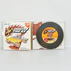 CRAZY-TAXI-2-Dreamcast-Sega-dc