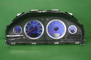 05-07-VOLVO-V70R-S60R-SPEEDOMETER-INSTRUMENT-CLUSTER-DASH-8602897-OEM