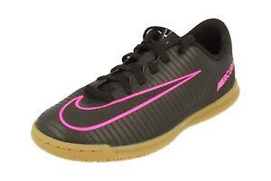 d9bf51a4e Nike Junior Mercurial Vortex III IC Football Boots 831953 Trainers ...