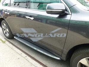 S L on 2015 Acura Mdx Running Boards