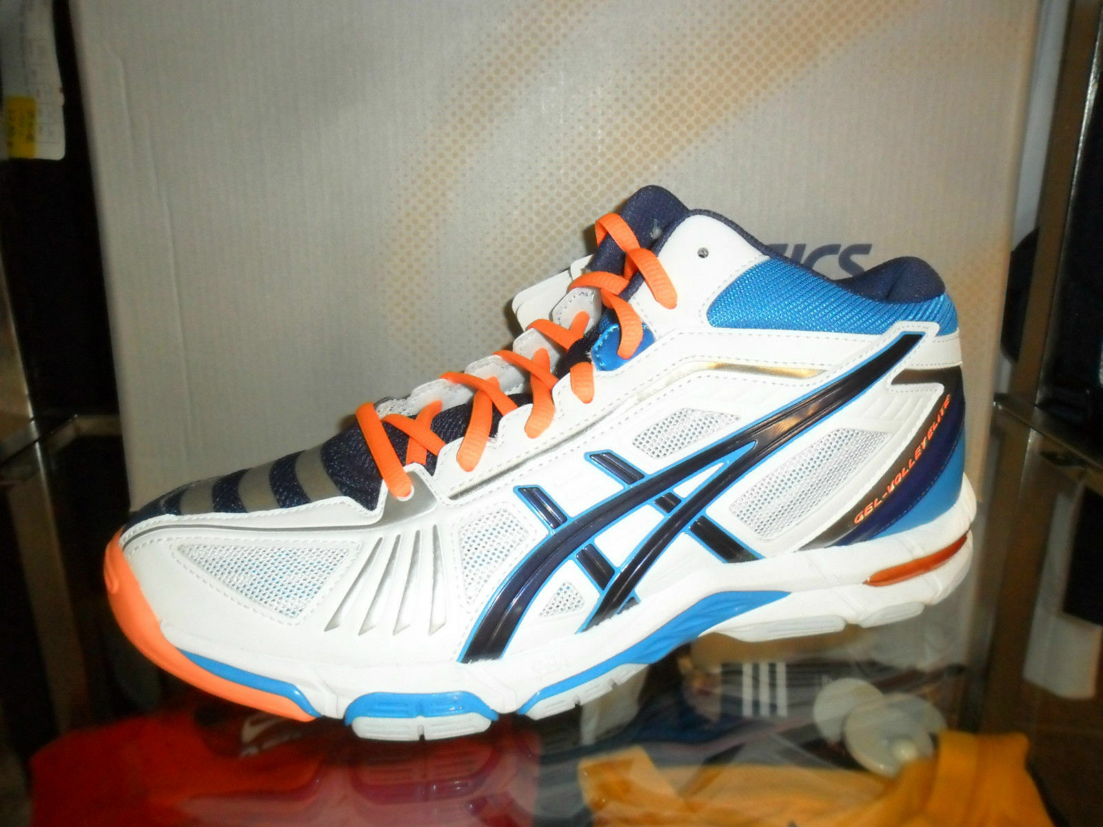 FW17 ASICS FIPAV SHOES GEL VOLLEYBALL ELITE 2 MT MAN VOLLEYBALL MAN B300N 0150