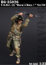 Bravo 6 USMC Marines Rock'n'Roll 35026 1/35 Model Unpainted kit