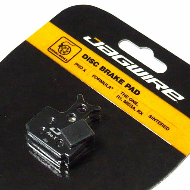 Jagwire Mountain Pro Extreme Disc Brake Pads, For Formula, DCA580, M14