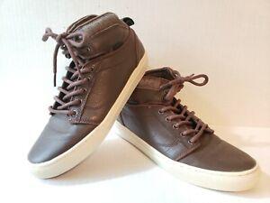 zapatillas de mujer vans marrones