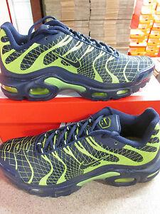 Nike Air Max Plus Jacquard scarpe uomo da corsa 845006 407 Scarpe da tennis