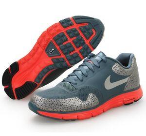 newest 0acf3 f0c12 Details about Nike Lunar Safari Fuse Sz 9 Grey Hasta Sunburst Red Mango  Atmos Air Max 1 Zero