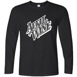 APRIL WINE Nature of The Beast Pop Rock Band Mens T-Shirt S,M,L,XL,2XL,3XL,4XL