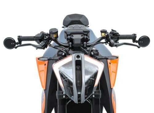 S2 black Bar End Mirror Short for Yamaha FZ6