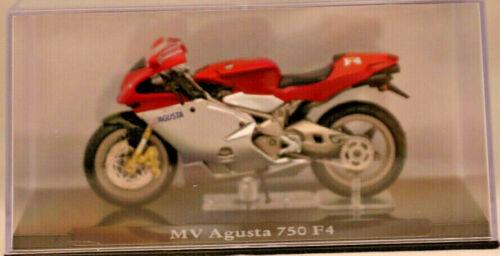 **MV AGUSTA 750 F4**Atlas Collection*neu*Maßstab 1:24*Standmodell**